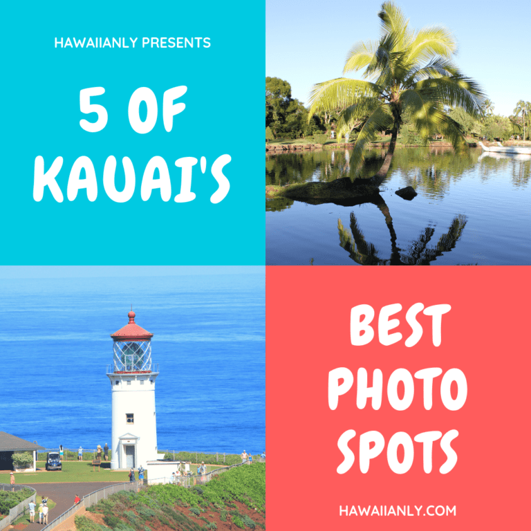 5 of Kauai's Best Photo Spots You Won't Want to Miss