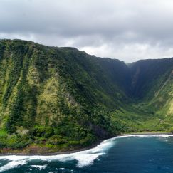 Valley on Hawaii's Big Island