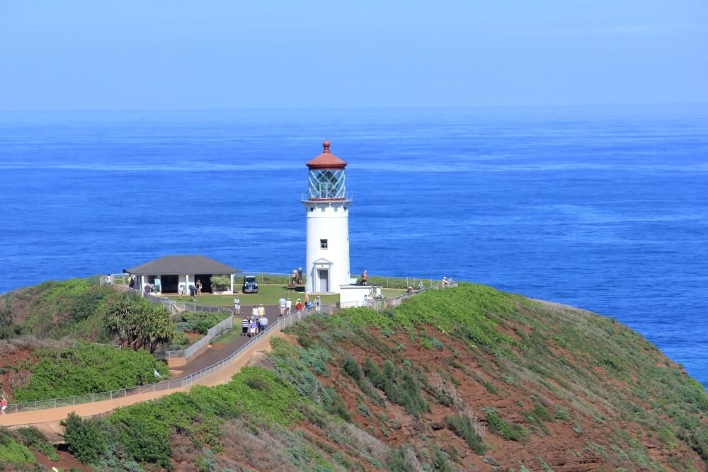 Kilauea Lighthouse in Kauai - Hawaiianly