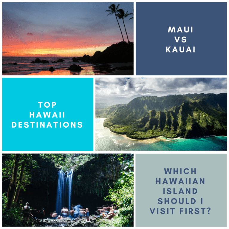 Maui vs Kauai – Which Island is Better for First Timers