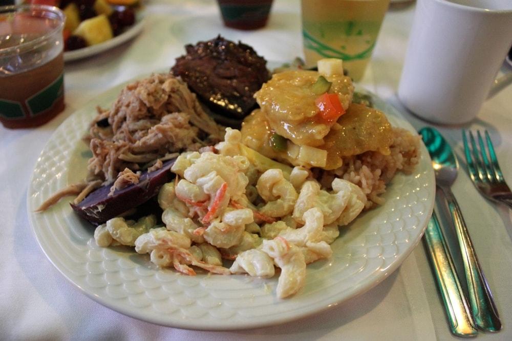 Smith's Garden Luau Dinner - Hawaiianly