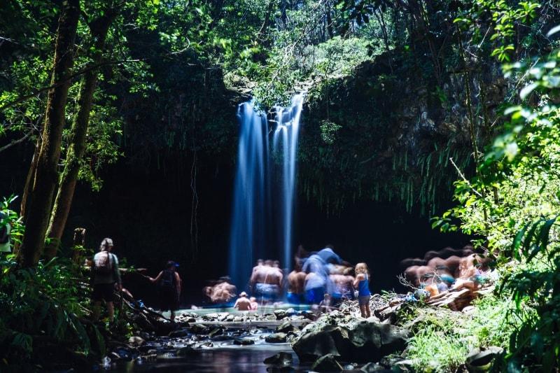 Twin Falls Maui - Live Hawaiianly