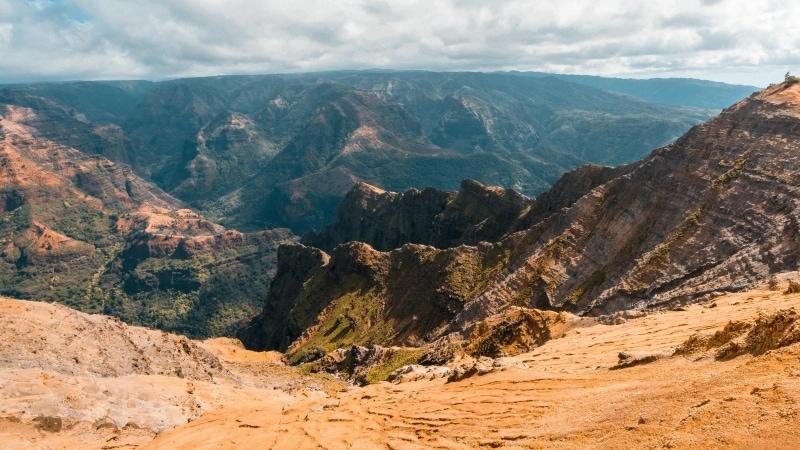 Waimea Canyon Kauai - Hawaiianly